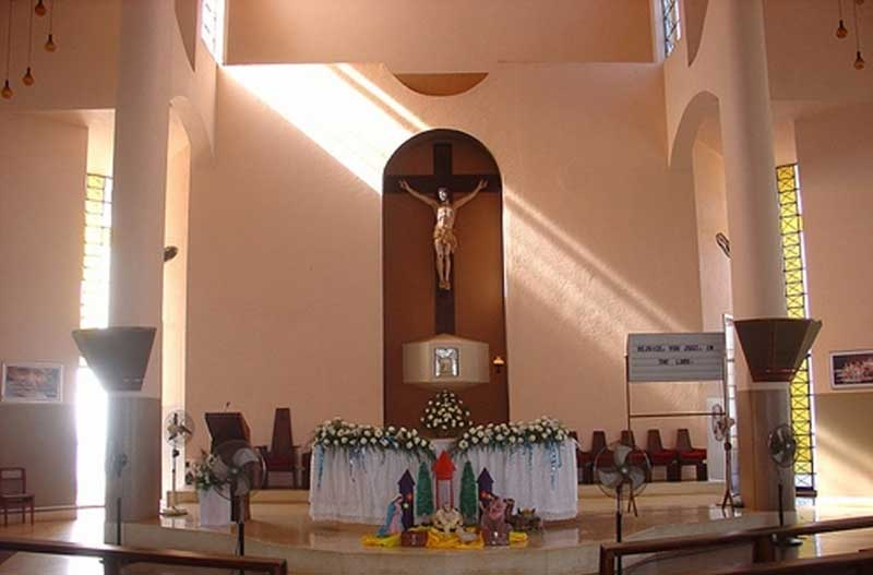 St. Andrew's Church - Interior